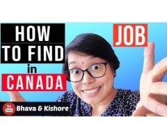 Jobs in Canada in 2020? (Bhava Kishore)