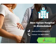 Best Gynae Hospital in Ahmedabad | gynecologist hospital | Sunflower