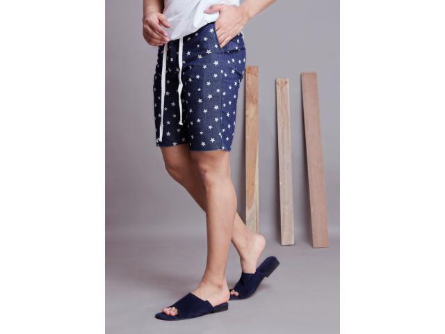 Printed Shorts Mens | Mens Shorts Online - Qarot Men
