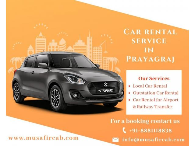 Online Car Rental Service in Allahabad | Musafircab