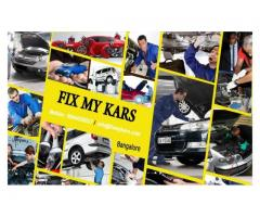 Car Repair Service | Car Service Centre in Bangalore | Fixmykars.com