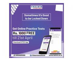 Now NEET and JEE Online Mock Tests are FREE!
