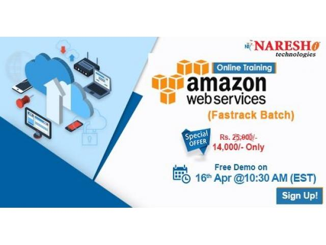 AWS Online Training In New York,USA | AWS Online Course In  New York,USA | NareshIT