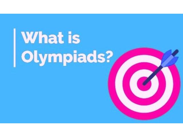 What is Olympiad?