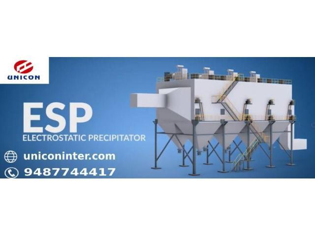 Electrostatic Precipitator - Air Pollution Control Equipment | uniconinter.com