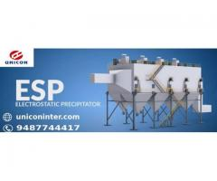 Electrostatic Precipitator - Air Pollution Control Equipment | uniconinter.com