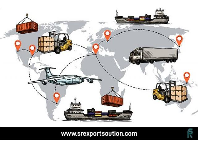 Explore the range of international shipping options with Sr Export Solution