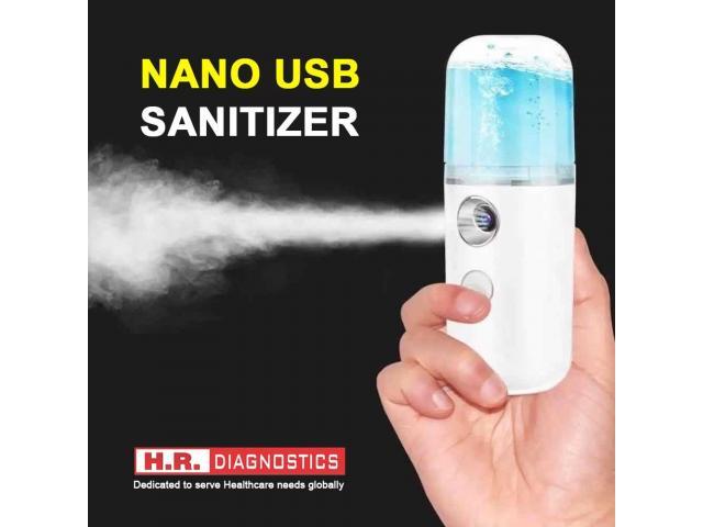 Nano USB Sanitizer | Call @9560041369