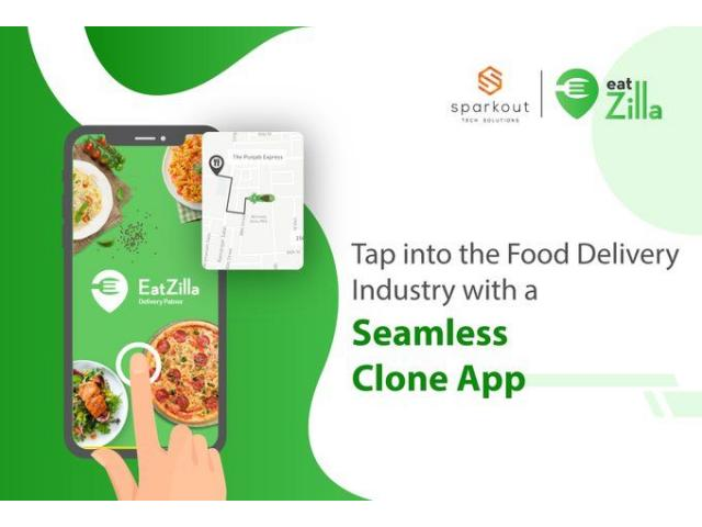 Online Food Delivery App Using Blockchain Technology