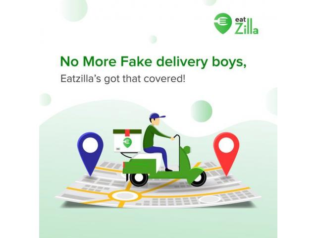 Eatzilla Online Food Delivery Application