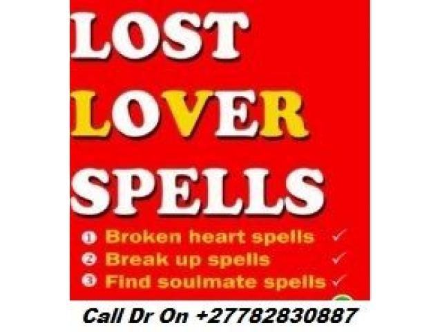 Spells To Bring Back Lost Lover & Make Him Binding Forever  +27782830887 Pietermaritzburg