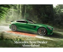 Mercedes Benz Dealer Ahmedabad