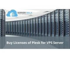 Buy Licenses of Plesk for VPS Server