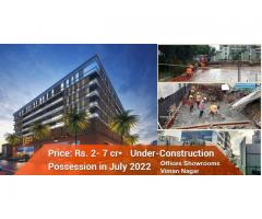 Book one of the best commercial properties in Pune at one of the landmark locations!