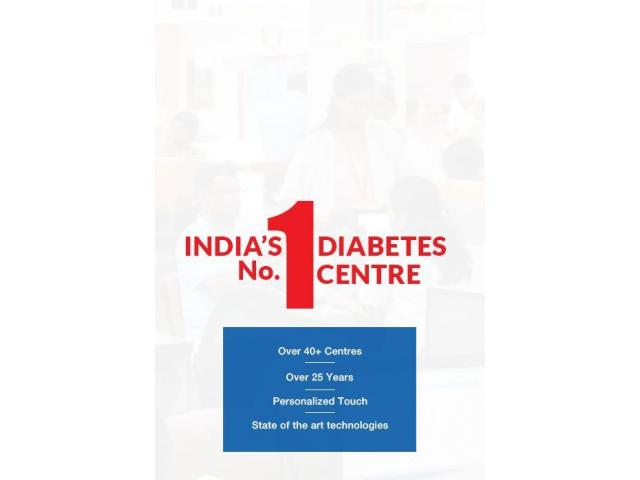 Best Diabetes doctor in Bangalore - drmohans.com
