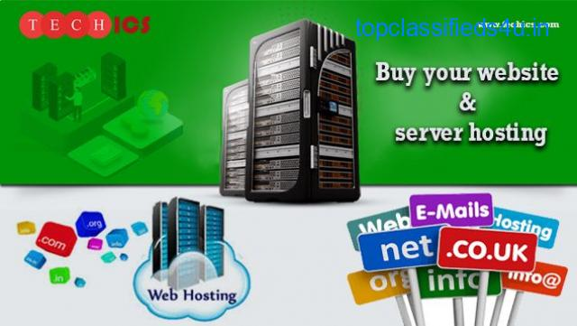 Buy your website & server hosting