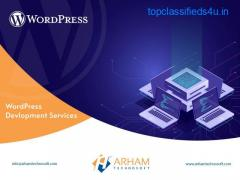 Custom WordPress Development Services | WordPress Development India