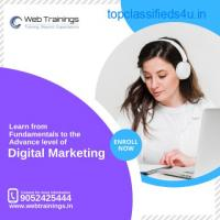 Best Digital Marketing Training Institute in Hyderabad