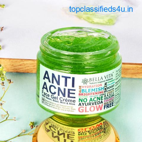 Buy Top Quality Natural Skin Care Products Online