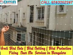 Durga bird protection nets bangalore