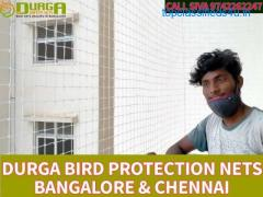 Durga Bird netting | anti bird nets in bangalore