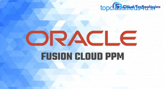 Oracle Fusion Cloud  PPM Online Training