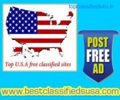 Best Classifieds USA Post Free Classifieds Ads USA Website