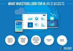 What Investors Look For in An IR Website | ExchangeConnect