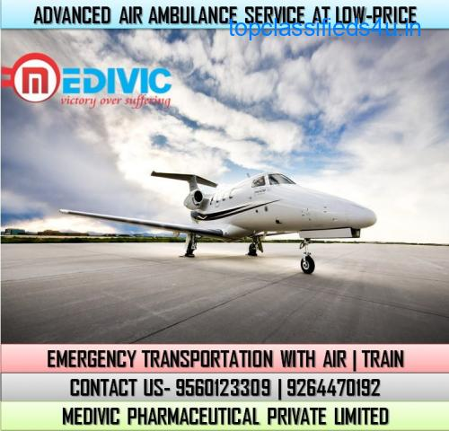 Use Perfect Air Ambulance Service in Dimapur with Advanced ICU Care
