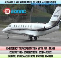 Book Medivic Air Ambulance Service in Gaya at a Very Ordinary Price