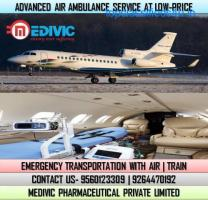 Take the Advantage of Medivic Air Ambulance Service in Hosur
