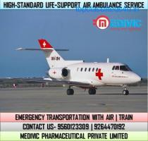 The Best in Class Medical Aid by Medivic Air Ambulance Service in Hubli