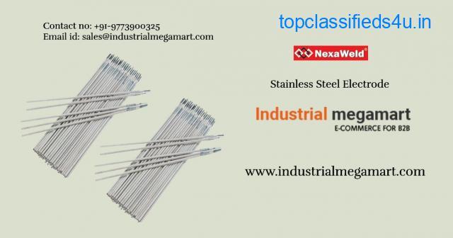 Low heat electrode Noida - 09773900325- Industrial Megamart