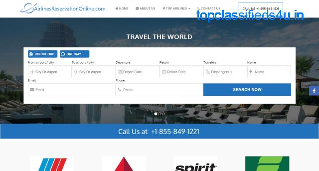 United Airlines Reservation - United Airlines Phone Number