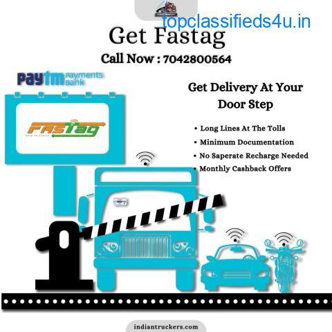 Fastag Registration Online