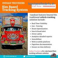 Sim Based Tracking System