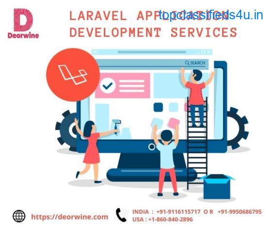 Laravel Application Development Services
