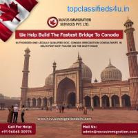 Canada immigration consultants in Delhi | novusimmigrationdelhi.com