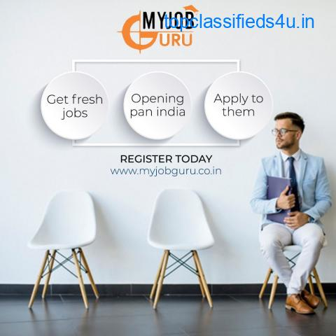 Jobs In Chandigarh - Jobs in Mohali - Jobs Near Me | MyJobGuru