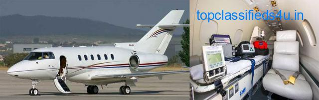 Air Ambulance Services in Ahmedabad | Air Rescuers: 9870001118