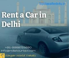 Rent a Car in Delhi