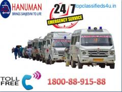 Bihar No.1 (1800-88-915-88) Road Ambulance Service in Siwan