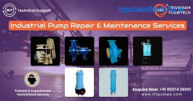 Pump Suppliers Coimbatore | Get Latest Price Submersible Water Pumps | tftpumps