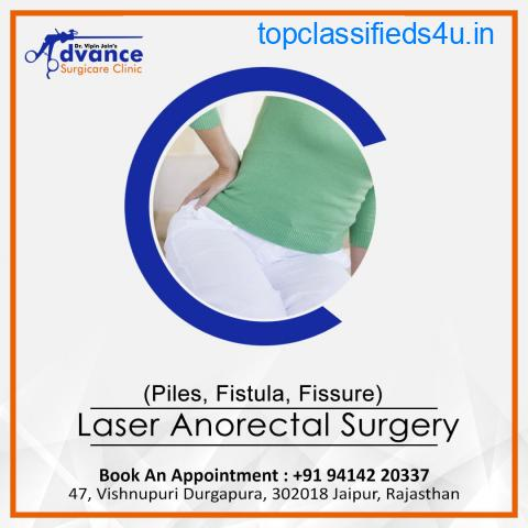 Fissure Surgery By Laser