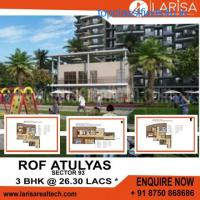 ROF Atyulyas Affordable housing Sector 93 Gurgaon