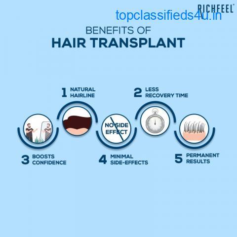 Hair Transplant - Permanent Hair Restoration