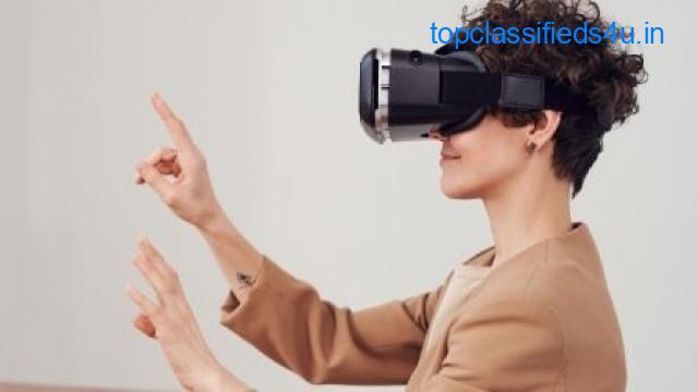 VR App Development Company in UK
