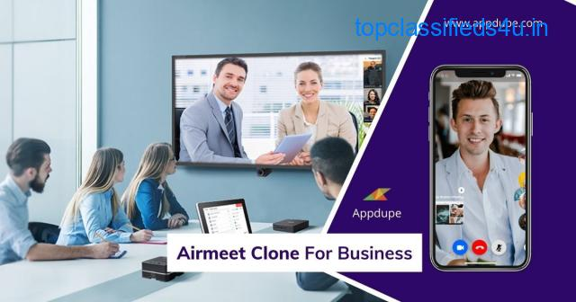 Rename Success By Launching A Video Conferencing App Like Airmeet