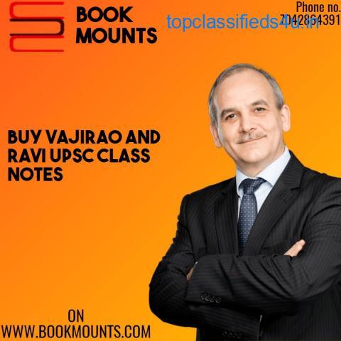 Buy vajiram and ravi class notes