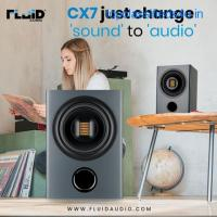 CX7 Hi-Fi Active Reference Monitors